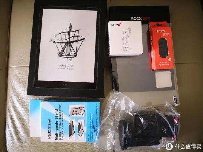 文石BOOX Note2 带前光 10.3寸墨水屏手写笔记本评测