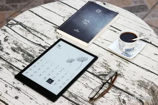 墨案超级阅读器inkPad X评测:读书学习皆可,智能电纸书已成趋势