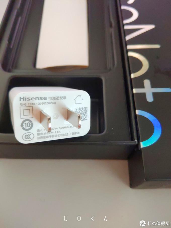 虽然还是micro-usb接口的充电线,但是充电器还是可以,5V2A,速度还是可以的,比起某果的万年1A,国产厂商还是良心。