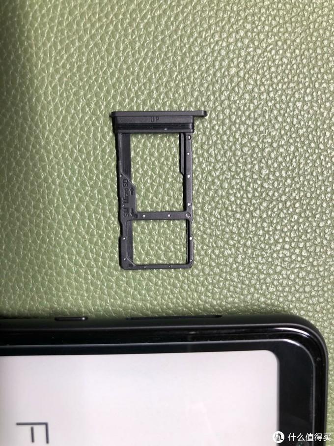 内存卡卡槽只能放内存卡 放电话卡没信号