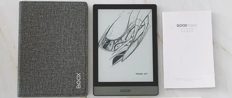 随身图书馆——超实用的BOOX Poke2使用测评(内附详细图片)
