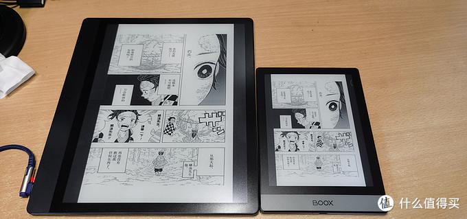 图6-1 漫画观感对比
