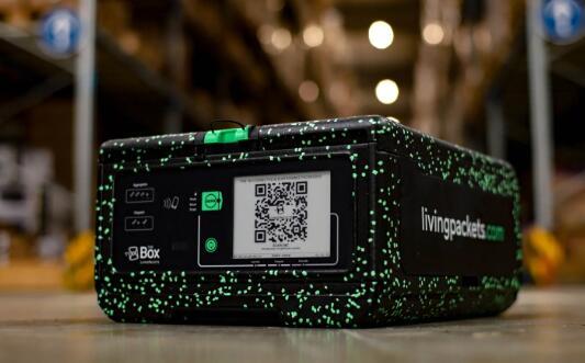 LivingPackets希望通过其智能包裹来培育循环经济