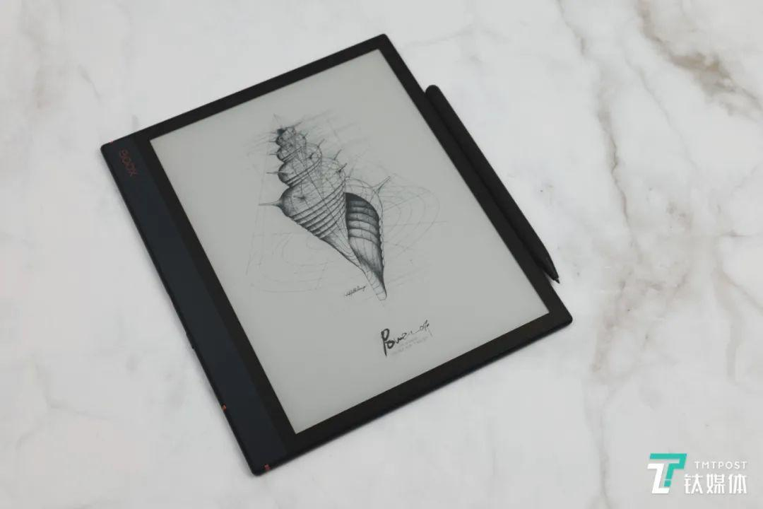 BOOX Note Air体验:让人眼前一亮的线装书外观金属电纸书