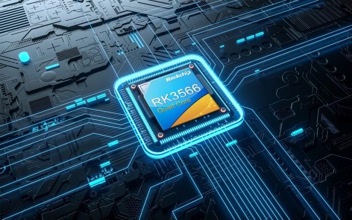 瑞芯微推出全新RK3566电子纸应用芯片 五大优势详解