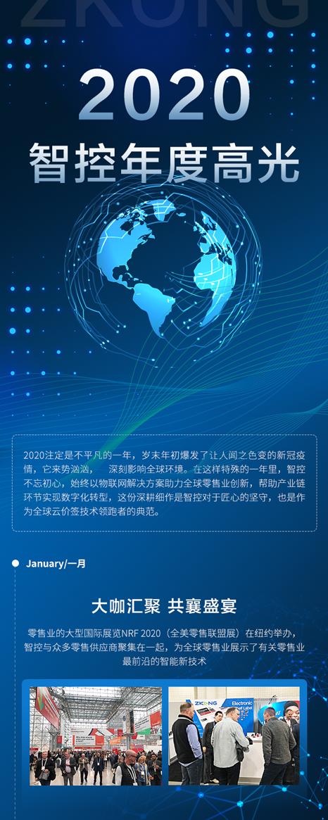 杭州智控的年度高光时刻 电子价签/电子纸货架标签