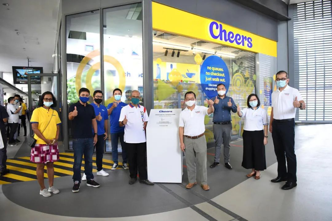 新加坡Cheers便利店携手云拿,迎战智慧国愿景下的老龄化危机