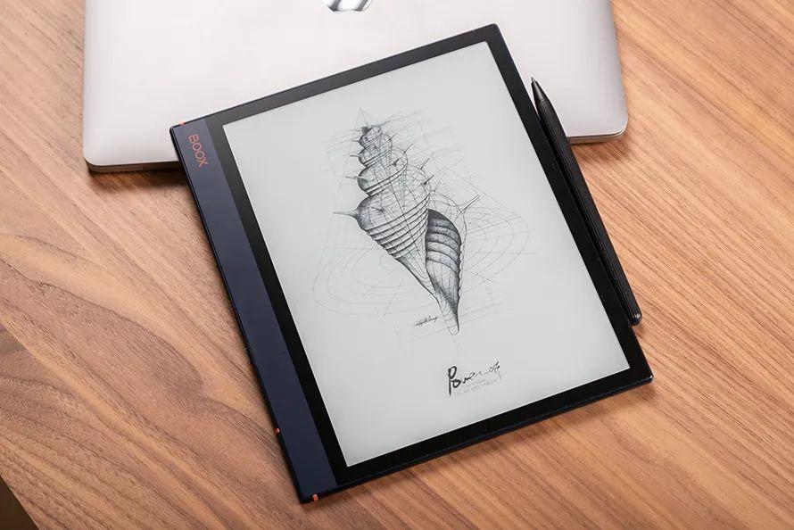 文石BOOX Note Air测评:电子阅读器中的全能选手!可阅读,可手写,可投屏,可装APP