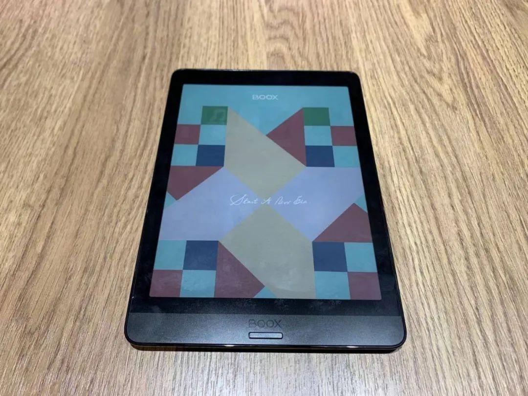 文石BOOX Nova3 Color彩屏电纸书首发评测