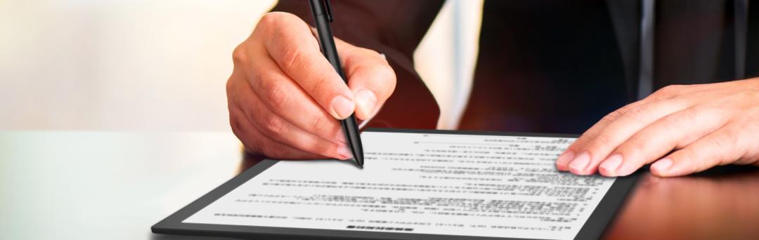 E Ink元太科技、Wacom与元力电纸共同发表新ㄧ代电子纸笔记本解决方案