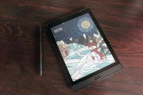 天极网:文石BOOX Nova3 Color,全新的电纸书彩屏体验!