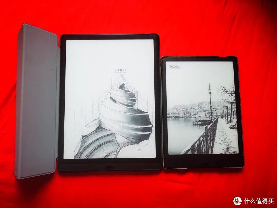 【评测】文石电纸书10.3寸与13.3寸选哪个?买大的就对了!