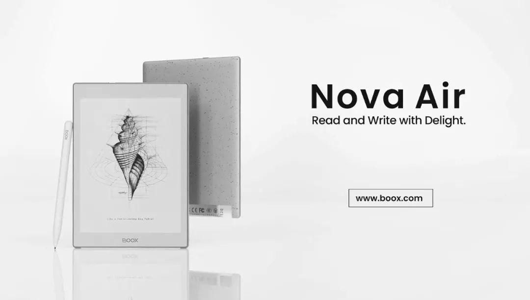 【新品牌子】关于Nova Air墨水平板,来看看他们都是怎么评价的!  电子墨水 电子纸 电子墨水屏 EINK 墨水屏 水墨屏 川奇光电 eink 元太科技 Nova Air 7.8寸平板评测 第18张