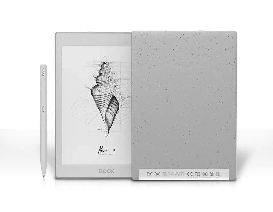 【新品牌子】关于Nova Air墨水平板,来看看他们都是怎么评价的!  电子墨水 电子纸 电子墨水屏 EINK 墨水屏 水墨屏 川奇光电 eink 元太科技 Nova Air 7.8寸平板评测 第9张