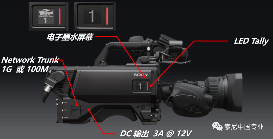 转播摄像机小功能:似曾相识,功效十足 采用1.54墨水屏