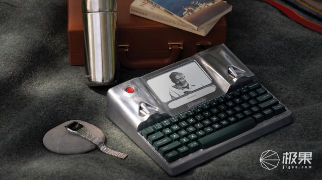 """智能""""码字神器""""来了!墨水屏+机械键盘,还能连wifi,上市就卖光 智能""""码字神器""""来了!墨水屏+机械键盘,还能连wifi,上市就卖光  电子墨水 电子纸 电子墨水屏 EINK 墨水屏 水墨屏 川奇光电 eink 元太科技 墨水屏打字机 电子纸打字机 电子纸码字神器 第7张"""