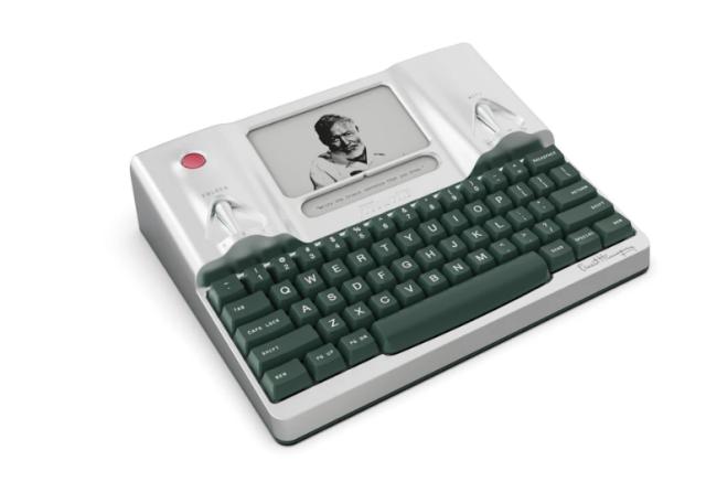 """智能""""码字神器""""来了!墨水屏+机械键盘,还能连wifi,上市就卖光 智能""""码字神器""""来了!墨水屏+机械键盘,还能连wifi,上市就卖光  电子墨水 电子纸 电子墨水屏 EINK 墨水屏 水墨屏 川奇光电 eink 元太科技 墨水屏打字机 电子纸打字机 电子纸码字神器 第11张"""