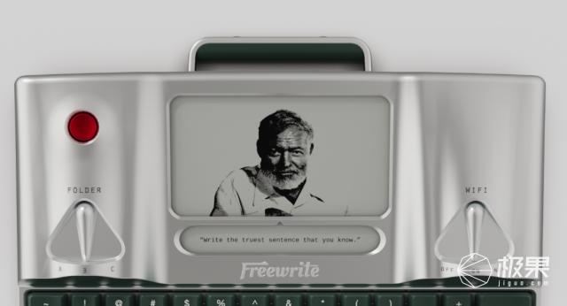 """智能""""码字神器""""来了!墨水屏+机械键盘,还能连wifi,上市就卖光 智能""""码字神器""""来了!墨水屏+机械键盘,还能连wifi,上市就卖光  电子墨水 电子纸 电子墨水屏 EINK 墨水屏 水墨屏 川奇光电 eink 元太科技 墨水屏打字机 电子纸打字机 电子纸码字神器 第9张"""